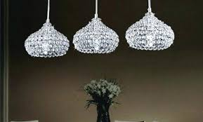 full size of crystal chandelier pendants chrome pendant light magnetic with beaded drum shade home improvement