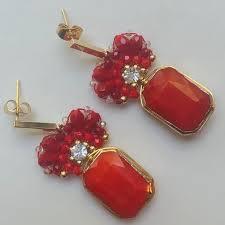 Dulce Lucero, Moda Artesanal Jewelry   Hand Made Earrings   Poshmark