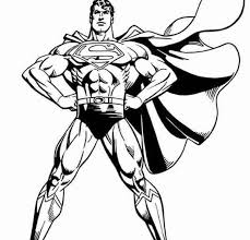 The first real superhero and a true marvel legend, known from the classic comic series. Superman Coloring Pages 360coloringpages