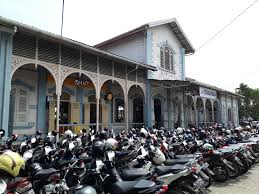Binjai railway station - Wikipedia