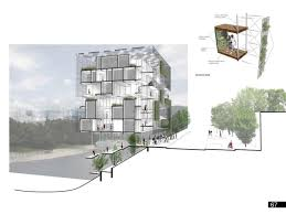 Small Picture Micro Urban Prefab Project Wins Micro Housing Ideas Competition in