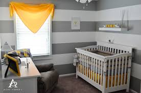 baby nursery yellow grey gender neutral. Yellow Grey Gender Neutral Nursery Project Inside The Elegant And Attractive Baby Regarding Motivate L