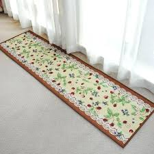 washable kitchen mats anti slip bathroom carpet long mat bedroom area rug home decor in from