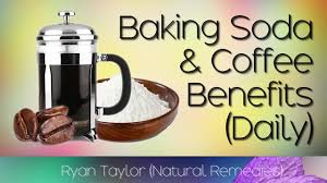 While high acid coffee may wreak havoc on some. Baking Soda And Coffee Drink Benefits Daily Ryan Taylor Natural Remedies