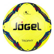 <b>Мяч</b> футбольный <b>JOGEL</b> JS-950 Trophy №5 — купить в интернет ...