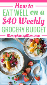 weekly meal plans on a budget 30 family meal planning templates weekly monthly budget home