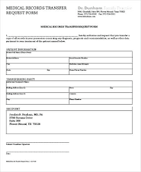 Request For Medical Records Form Template Request For Medical Records Form Template Theflawedqueen Com