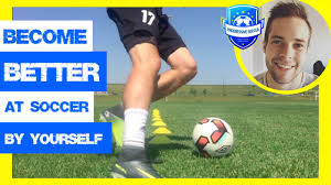 Progressive Soccer Training - How To Practice Soccer By Yourself (SECRETS  of TRAINING) *Train for football alone | Facebook