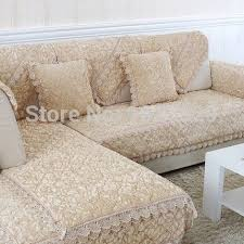 sectional sofa covers. Sectional Couch Covers Luxury Slipcovers Sofa Cushion Autumn Warm Double Seat Lace Spring 240cm 90cm Housse Canape-in Cover From Home