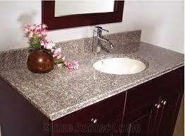bathroom vanity tops sinks. china g623 granite bathroom vanity tops, stone custom countertops with sinks \u0026 basins, kitchen top tops