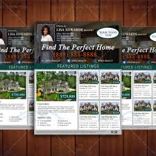 listing magazine template real estate listing flyer template listing magazine template real estate listing flyer template newly listed property marketing realtor