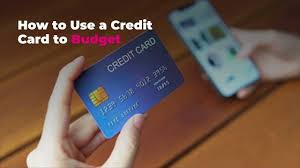 Capital one can help you find the right credit cards; How I Use My Credit Card To Budget
