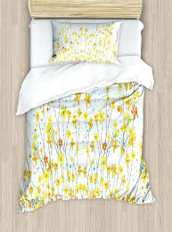 latest white and yellow bedding o6217861 gray and yellow