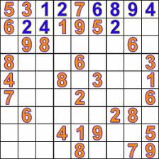 Sudoku Puzzel Solver Sudoku Solving Algorithms Wikipedia