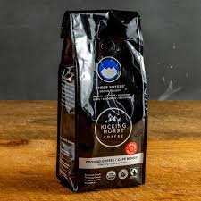 We pay homage to these powerful peaks with a triple punch of light, medium and dark roasts. Kicking Horse Coffee Three Sisters Ground Medium Roast Balducci S
