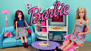 New Living Room Set Barbie Living Room Set