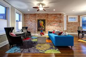 living room accent wall stump side table design odern white sofa red area rug blue teal paint on the modern and thick rugs christmas black cream beige mid century modern rugs blue m1 century