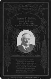 Herman C Richter (1874 - 1954) - Genealogy