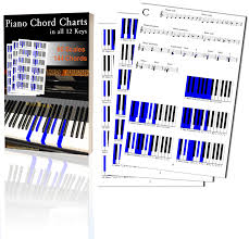All Piano Chords Chart Piano Chord Charts 200 Chords And Scales Get Your Chart