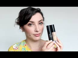 arbonne perfecting liquid foundation and makeup primer review and demonstration