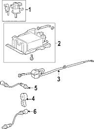 parts com® toyota sensor air fuel rat partnumber 8946772010 2007 toyota rav4 limited l4 2 4 liter gas powertrain control