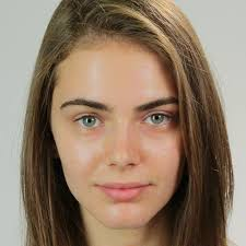 models without makeup photo 3