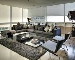houzz living room furniture. Appealing Dark Gray Sofa With Sectional Houzz In Grey Living Room Idea 16 Furniture