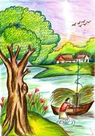 beautiful images of beautiful easy to draw nature natural scenery