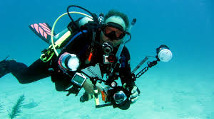 in 1968 i was snorkeling off catalina island in southern california when i noticed some scuba divers below me and from that instant i knew i had to try this