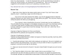Dazzling Design Summary Of Qualifications Resume Example 7 Skills