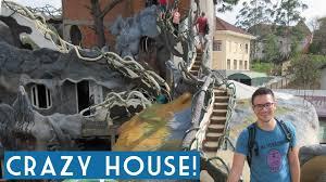The Crazy House AKA Hang Nga Villa // Dalat, Vietnam - YouTube