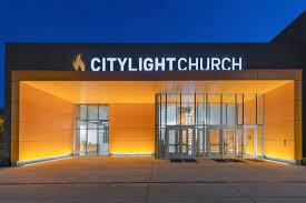Bright Lights Omaha Ne City Light Church Shines Bright At Oakview Mcl