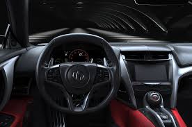 acura 2015 nsx interior. the nsxu0027s interior was designed to conform tou2014not constrainu2014the driver strong acura 2015 nsx c