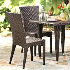 Tortuga Outdoor Portside Plantation Wicker Rocking Chair  WickercomWhite Resin Wicker Outdoor Furniture