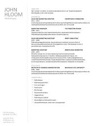 Plain Resume Templates 30 Basic Resume Templates Hloom