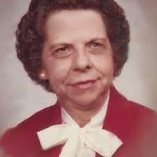 Mildred H. Rhodes Obituary - Visitation & Funeral Information