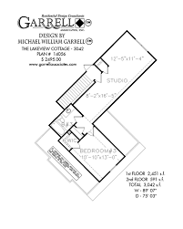 lakeview cottage 3042 house plan house plans by garrell Mountain Craftsman House Plans lakeview cottage 3042, house plan 14056, 2nd floor plan mountain craftsman house plans with photos