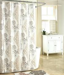 grey chevron shower curtains. Orange And Grey Shower Curtains Curtain  With Chevron .