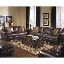 Walnut Furniture Living Room Axiom Walnut All Leather Ottoman 0bb 420o Ashley Furniture