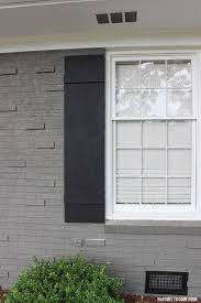Diy Exterior Window Shutters Exterior Board And Batten Shutters Also Diy Board And Batten