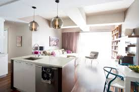 pendant lighting ideas with small kitchen island for