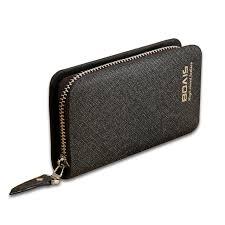 business key holder car key organizer leather keychain housekeeper keysmart leather wallet keychain key pouch case housekeeper