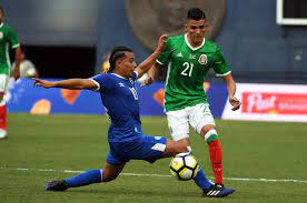 Mexico v El Salvador