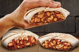 taco bell crunchwrap sliders.  Crunchwrap Taco Bell Rolls Out Cheetos Crunchwrap Slider For People With No Self  Control In Sliders B