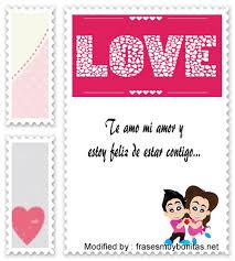 frases y tarjetas de amor para mi