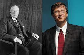 Is Bill Gates Related To The Rockefellers?