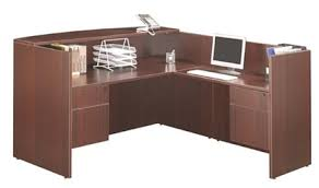 office reception desk furniture. Picture Of Marquis ML169 L Shaped Reception Desk Office Furniture