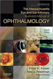 the machusetts eye and ear infirmary ilrated manual of ophthalmology 4th edition