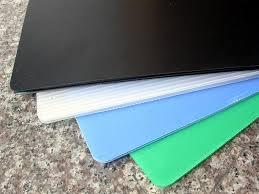 custom 2mm 10mm coroplast sheets polypropylene corrugated plastic sheets