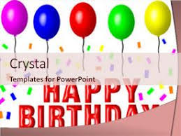 Happy Birthday Sign Templates Top Happy Birthday Powerpoint Templates Backgrounds Slides And Ppt